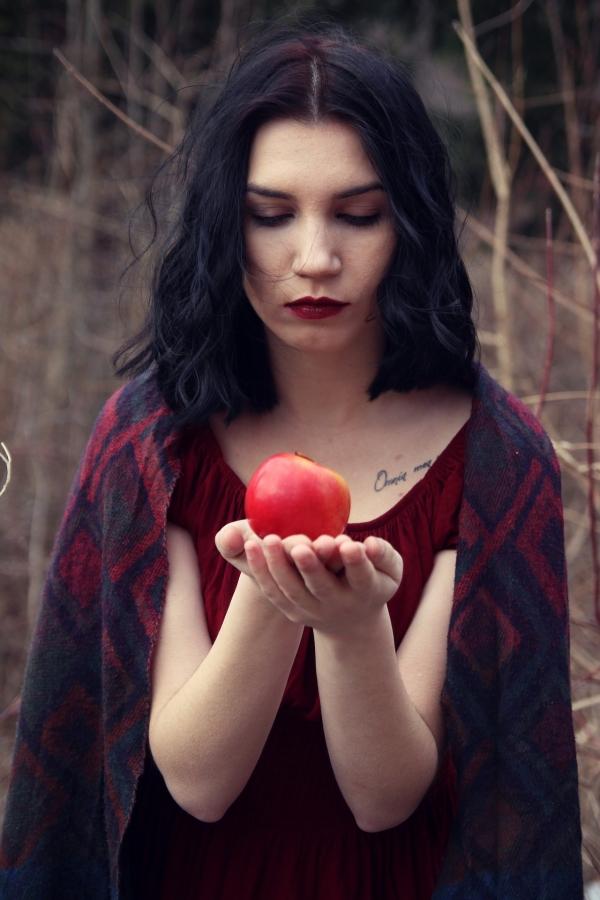 빨간 사과가 나오는 가을에 반팔이라니...(출처: pixabay)